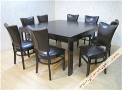 DOLLY WITH ATLANTA TABLE (1+8)